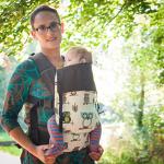Action Baby Carrier - Camper