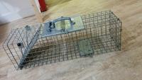 Animal Cage Trap Medium