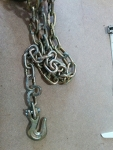 Big Chain and hook