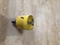 "2 1/8"" Bi-Metal Hole Saw"