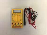 Voltage meter set
