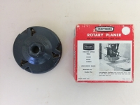 Rotary Planer Attachment