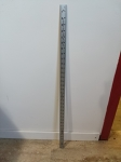 3 Foot Metal Ruler
