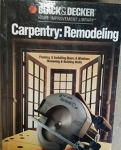 Carpentry: Remodeling