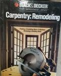 Carpentry: Remodeling