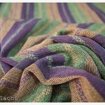 Bebe Sachi Autumn Kantha Woven Wrap 2