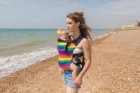 Integra Baby Carrier Rainbow