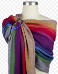 Girasol Northern Lights Gathered Ring Sling