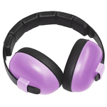 Baby Ear Defenders Purple Banz