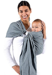 Beco Cloud Gathered Ring Sling