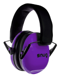 Childrens Ear Defenders Purple Snug