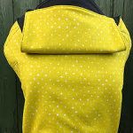 Integra Baby Carrier We are All Stars Citron size 1