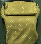 Integra Baby Carrier We are All Stars Olive size 1