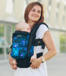 Isara Baby Carrier Galaxy