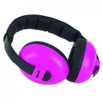 Baby Ear Defenders Bright Pink Banz