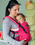 Isara Baby Carrier Wrap Conversion Raspberry