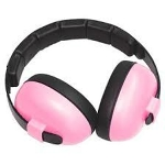 Baby Ear Defenders Pink Banz