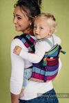 Lenny Lamb Toddler Size Onbuhimo in Carousel of Colours