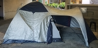 tent, 4 person