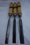 Chisel - Straight Gauge Wood Chisel - 14 mm