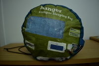 Ranger camper sleeping bag