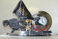 Compound Mitre Saw, Slide: GMC 210mm