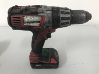 Cordless Hammer Drill: MILWAUKEE