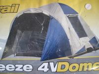 Dome tent 4 person