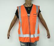 Hi-Vis Lightweight Vest - Size XL