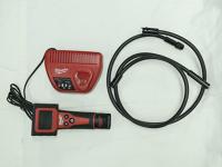 Digital Inspection Camera - Cordless 12 Volt