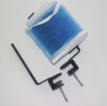 Tennis table net (blue color)