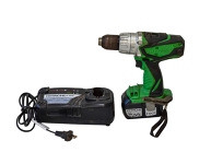 Cordless Impact Driver Drill: HITACHI 18V