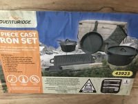 Cast Iron Cookset
