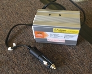 Power Inverter w/ car adapter: 150 W
