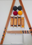 Recreational Croquet 4 Player Set