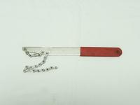 Bike Chain Whip: TAYA; red handle