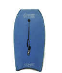 Bodyboard: DMZ Slider - Blue