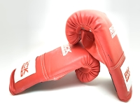 Boxing Mitts - Rock - Red
