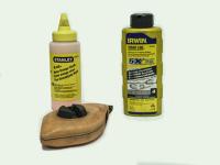 Chalk - IRWIN - Black Marking Chalk - 6oz refill bottle