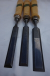 Chisel - Straight Gauge Wood Chisel - 18 mm