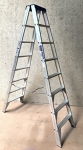 Step Ladder: Double-side 2.4m