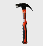 Claw Hammer - 20 oz - Harden - Orange fibrglass handle