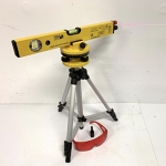Laser Level with Tripod: Red Line