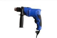 Hammer Drill - XU1 - 500W - 13mm -blue