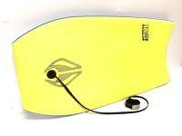 Body Board - STORM - Lemon top, white bottom, blue sides