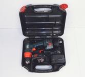 Cordless Drill: Black & Decker - 14.4V - black case