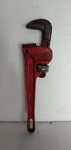 Wrench - Small Stilson - Red handle