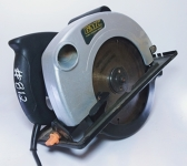 Circular saw: GMC 185mm (2) 1275W