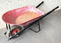 Wheelbarrow - Sherlock