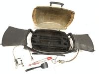 Weber Q portable gas BBQ